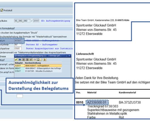 SAP Formulare ändern ohne Programmierung