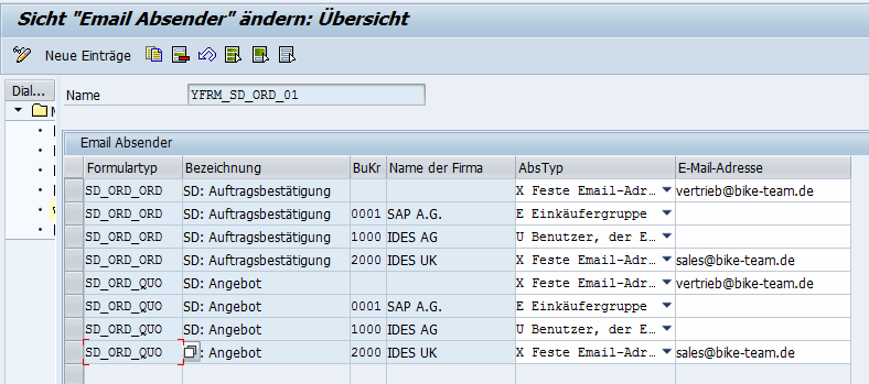 Addon Zur Email Ausgabe Von Sap Formularen Solidforms