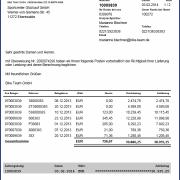Layout SAP Formular Zahlungsavis auf Basis der SAP Interactive Forms by Adobe
