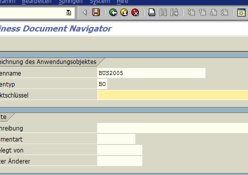 SAP Archivierung Formulare 1