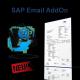 SAP Email AddOn für SAP Formulare
