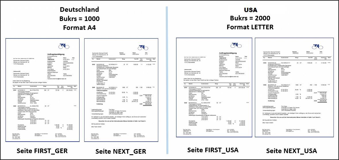 Adobe Forms page break