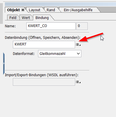 SAP Adobe Form Subtotal 3