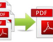 Bündeln von PDF Formularen