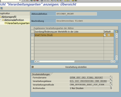 SAP CRM Adobe Forms 4
