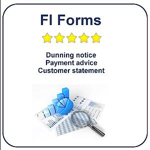 SAP FI forms