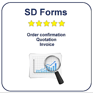 SAP forms module SD