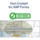 Test Cockpit for SAP forms